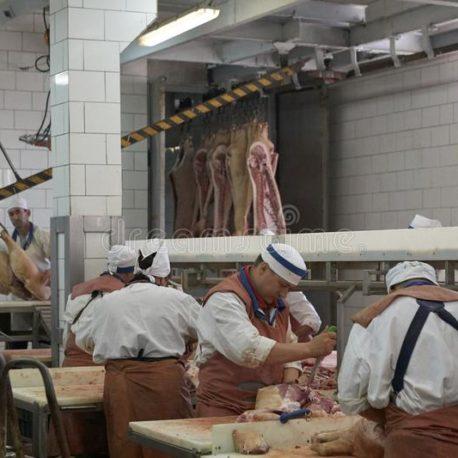Meat process
