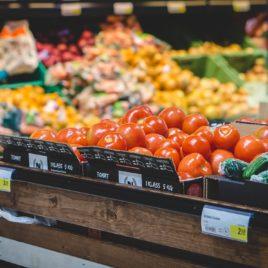 FRUIT & VEG RETAIL and WHOLE SALE